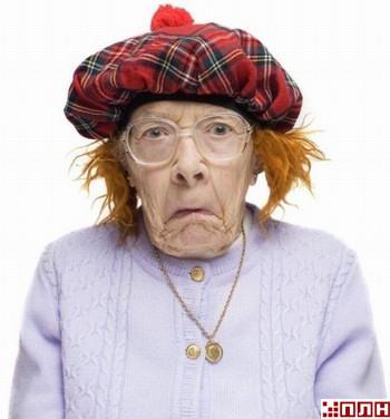 Баба старая фото