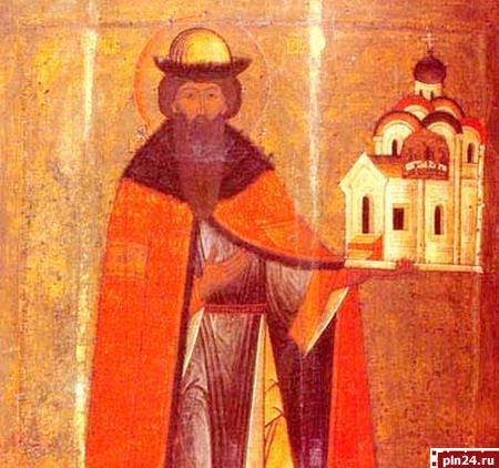 Князь Гавриил Псковский