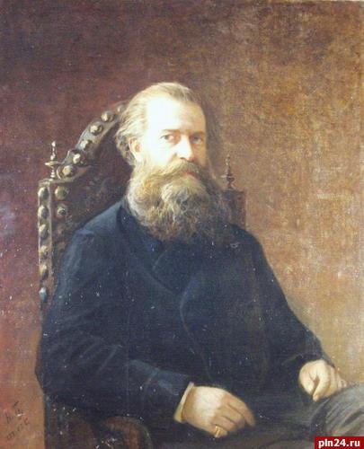 Николай Ге. Портрет Кочубея