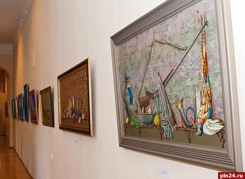 Выставка картин Артиса Буте