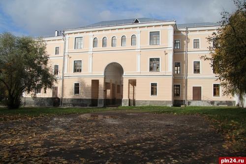школа №1 города Пскова