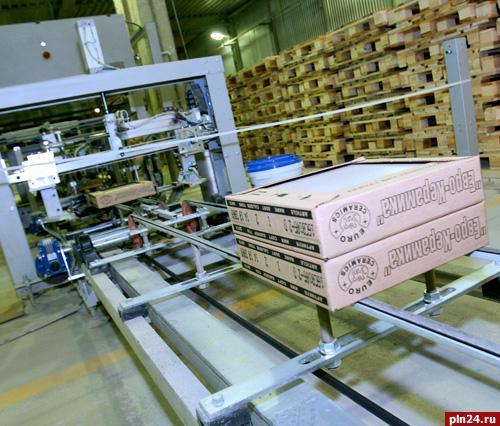 """На заводе """"Евро-керамика"""" открылась вторая линия по производству керамогранита"""