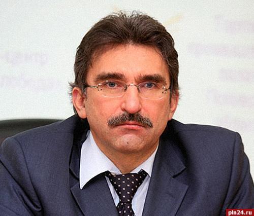 Экс-губернатор Псковской области Евгений Михайлов