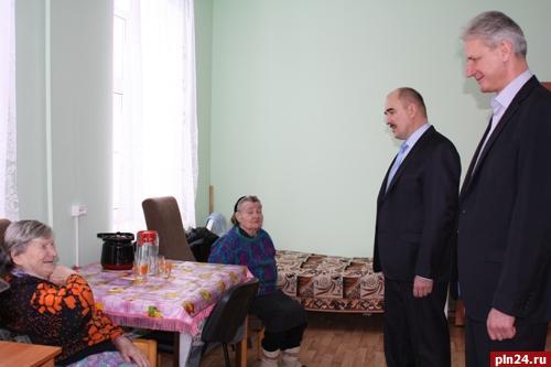 Дома для престарелых и инвалидов псковской области грибцово рузский район дом престарелых