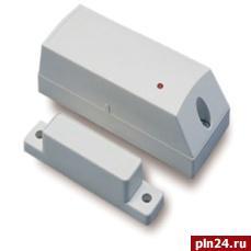 магнитоконтактные (срабатывание датчика происходит при открывании двери или окна) .