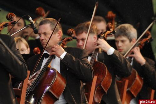 Конкурс большой театр оркестр