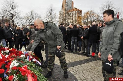 Фото спецназ зубр псковской области бойцы