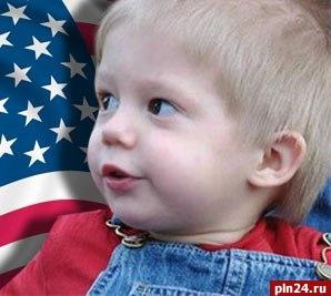 еще Усыновление в америке улыбнулась его