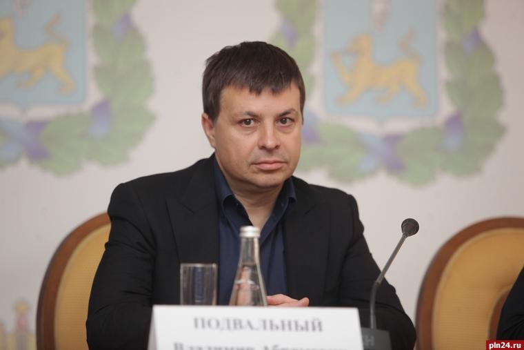 владимир абрамович подвальный фото