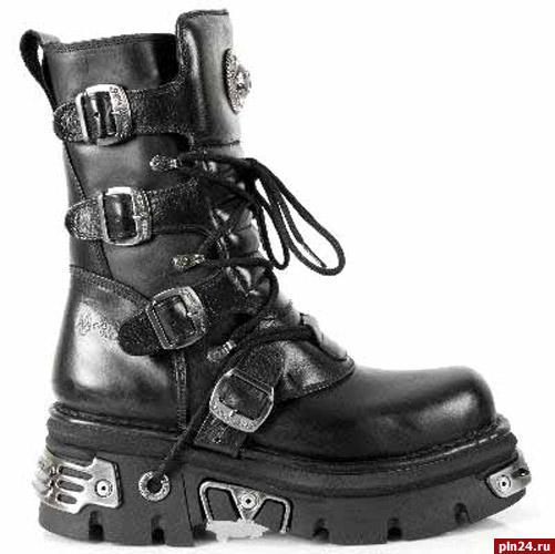 Мужская обувь на платформе