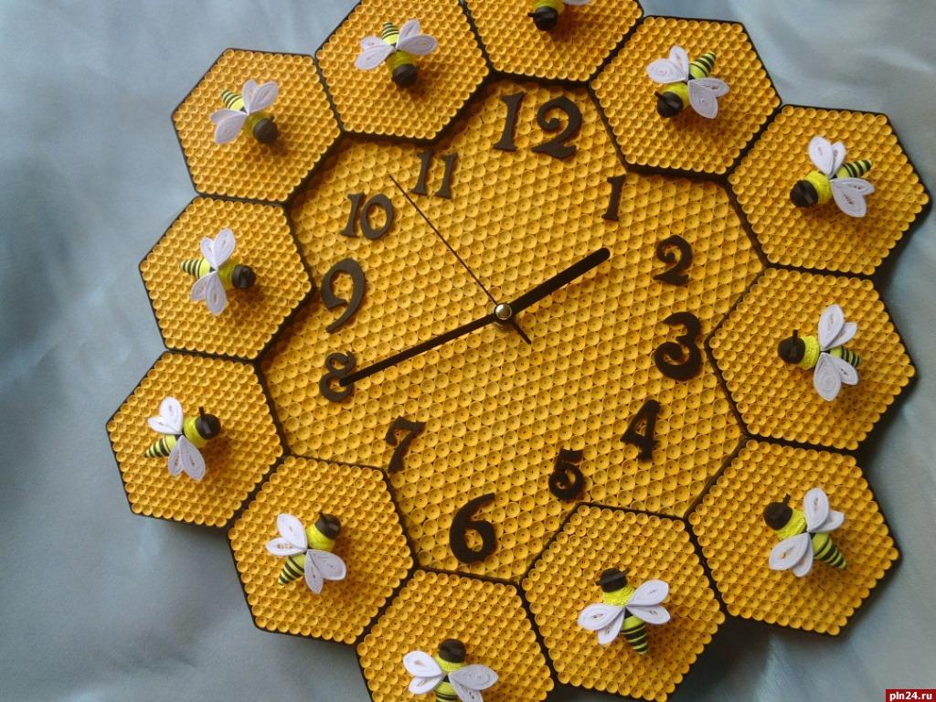Соты пчелиные как сделать