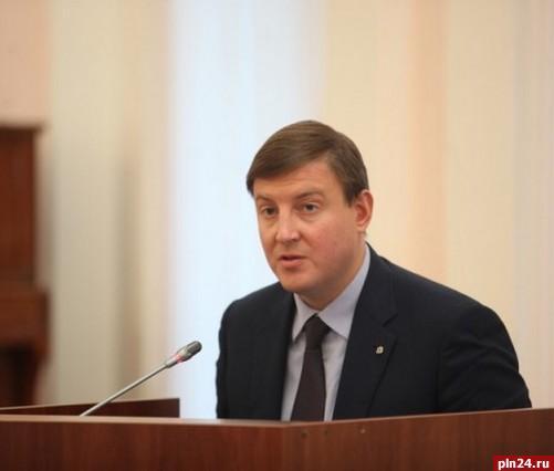 Бюджет Пскова на последующий год приняли впервом чтении