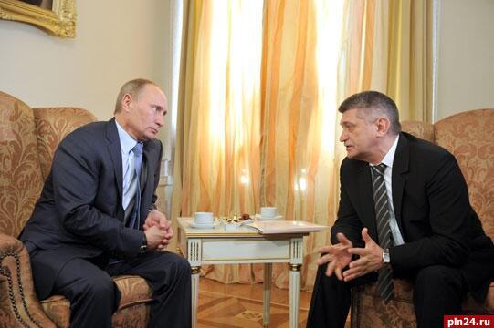 "Диалог ""тирана"" Путина с Сокуровым"