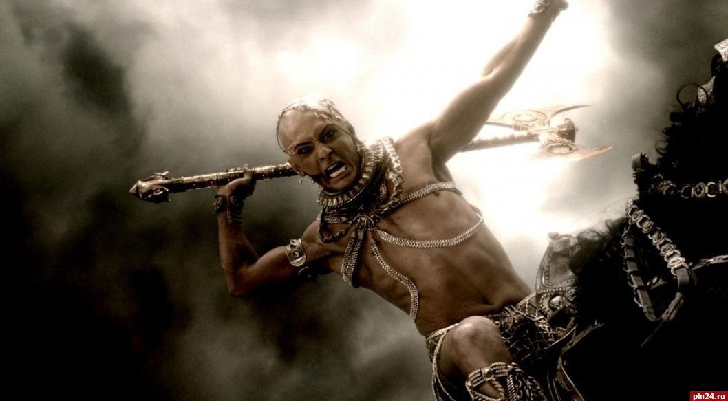 Фильм «300 спартанцев: Расцвет империи» стал лидером ...