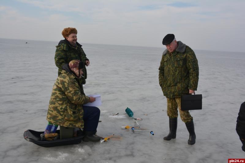 форумы о рыбалке псковская обл