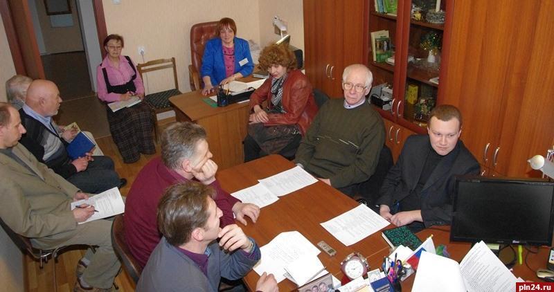 Псковский специальный дом для одиноких престарелых дом престарелых в белеве тульской области