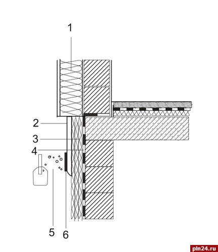 Гидроизоляция цоколя на плите для покраски 1 кв м потолка требуется 150 г краски