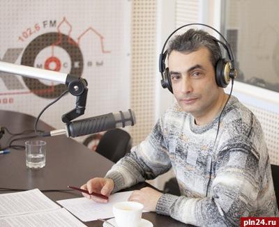 Лев Шлосберг в эфире