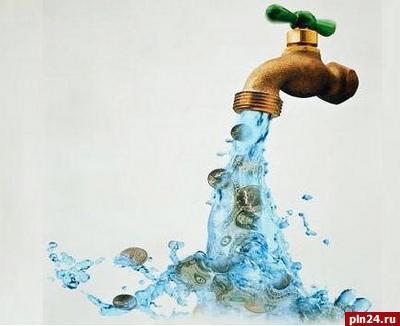 «Общедомовая» вода: как сквозь пальцы