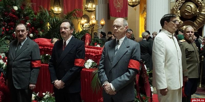 В столицеРФ показали запрещенный фильм про Сталина
