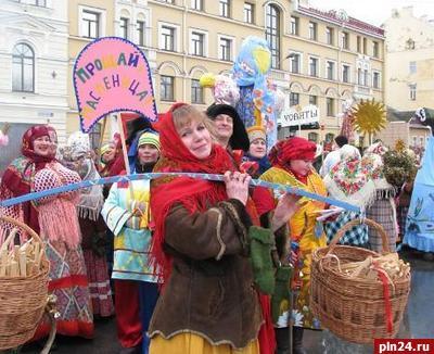 В Хабаровске началась Масленичная неделя
