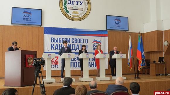 «Единая Россия» позовет 17 известных губернаторов навыборы