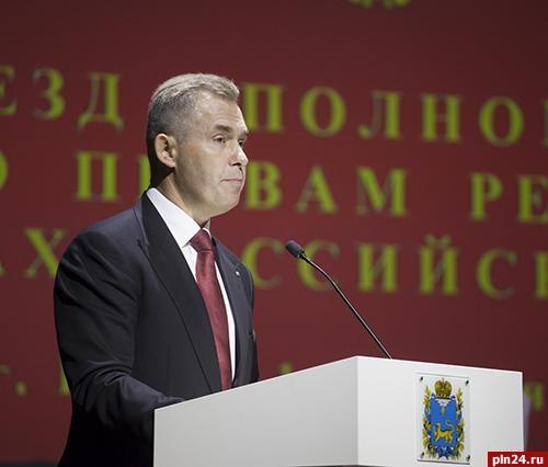 Астахов подтвердил решение уйти вотставку
