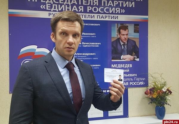 Самовыдвиженец Денис Вороненков небудет зарегистрирован кандидатом в народные избранники Госдумы