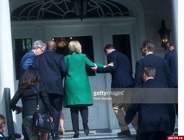Юзеры социальных сетей обеспокоены состоянием здоровья Хилари Клинтон