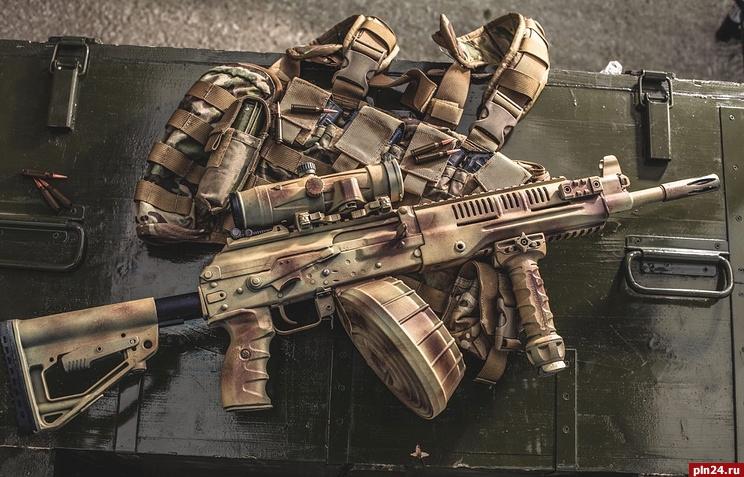 Для Донбасса старались? «Калашников» разработал новый легкий пулемет