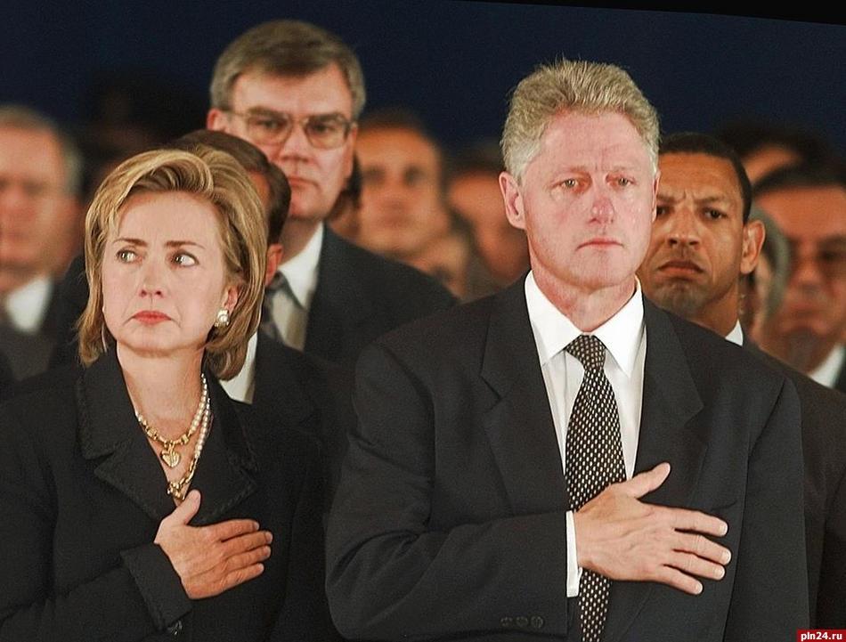 Хиллари Клинтон решила развестись смужем,