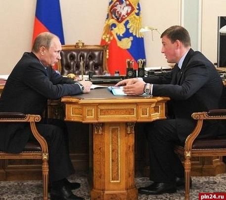 Андрей Бочаров вошел вновый состав президиума государственного совета