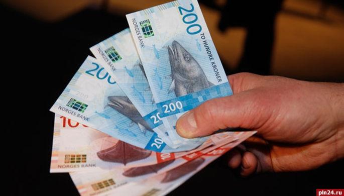 Банк Норвегии выпустил новые банкноты вморском стиле