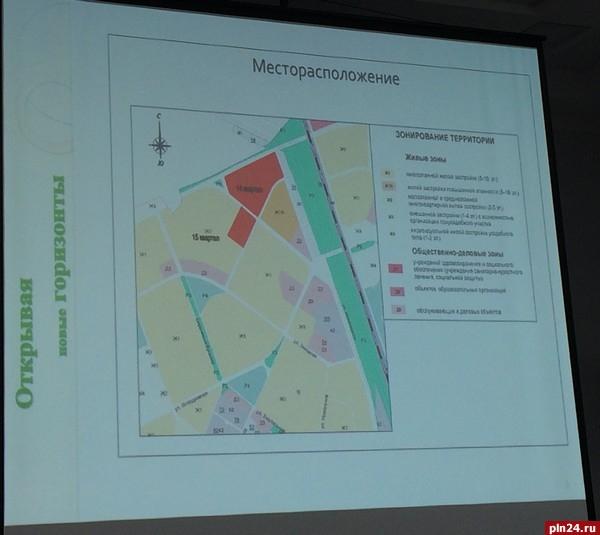 Крупный жилой микрорайон возведут вПскове за3,7 млрд руб.
