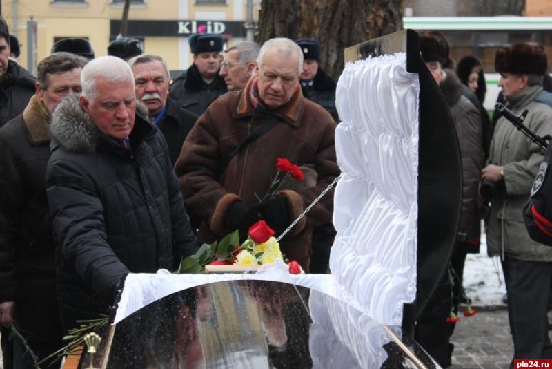 Скончался почетный житель Пскова Василий Куличков