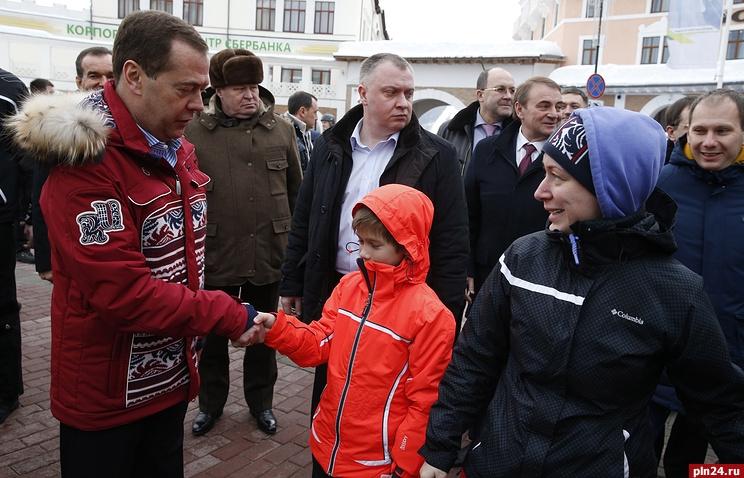 Д. Медведев насовещании вСочи обсудит использование олимпийских объектов