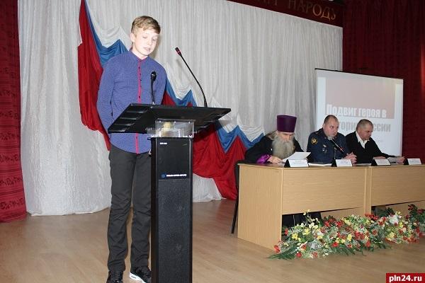 Российская Федерация вспоминает подвиг десантников под Улус-Кертом