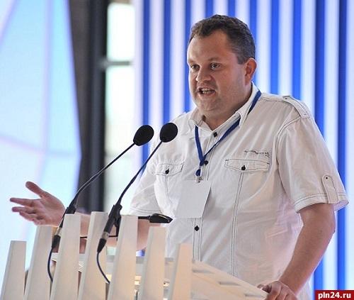 Краснов объявил о намерении участвовать в выборах губернатора Псковской области в 2019 году