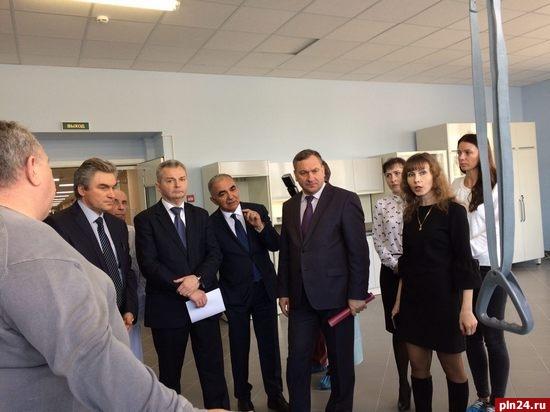 Псковская область вполне может стать участником готовящейся программы развития детских клиник — Игорь Каграманян