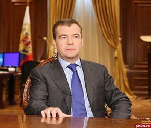 Экономика Российской Федерации вошла встадию роста— Медведев
