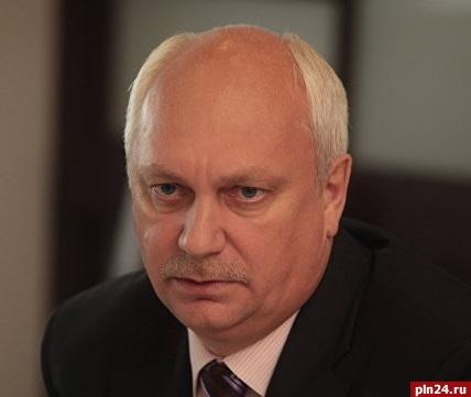 Главный военный обвинитель РФ Сергей Фридинский подал объявление оботставке
