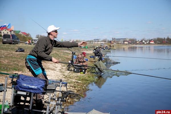 вести с рыбалки псков
