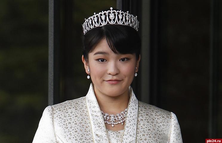 Японская принцесса выйдет замуж за простолюдина