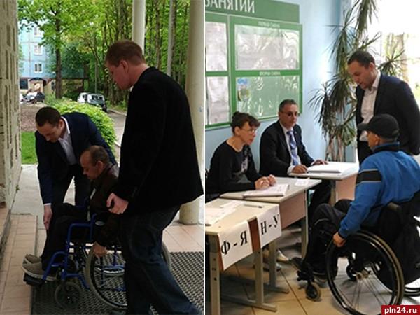 В областях  стартовало предварительное голосование «Единой России»