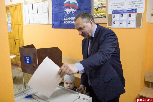ВУдмуртии началось предварительное голосование «Единой России»