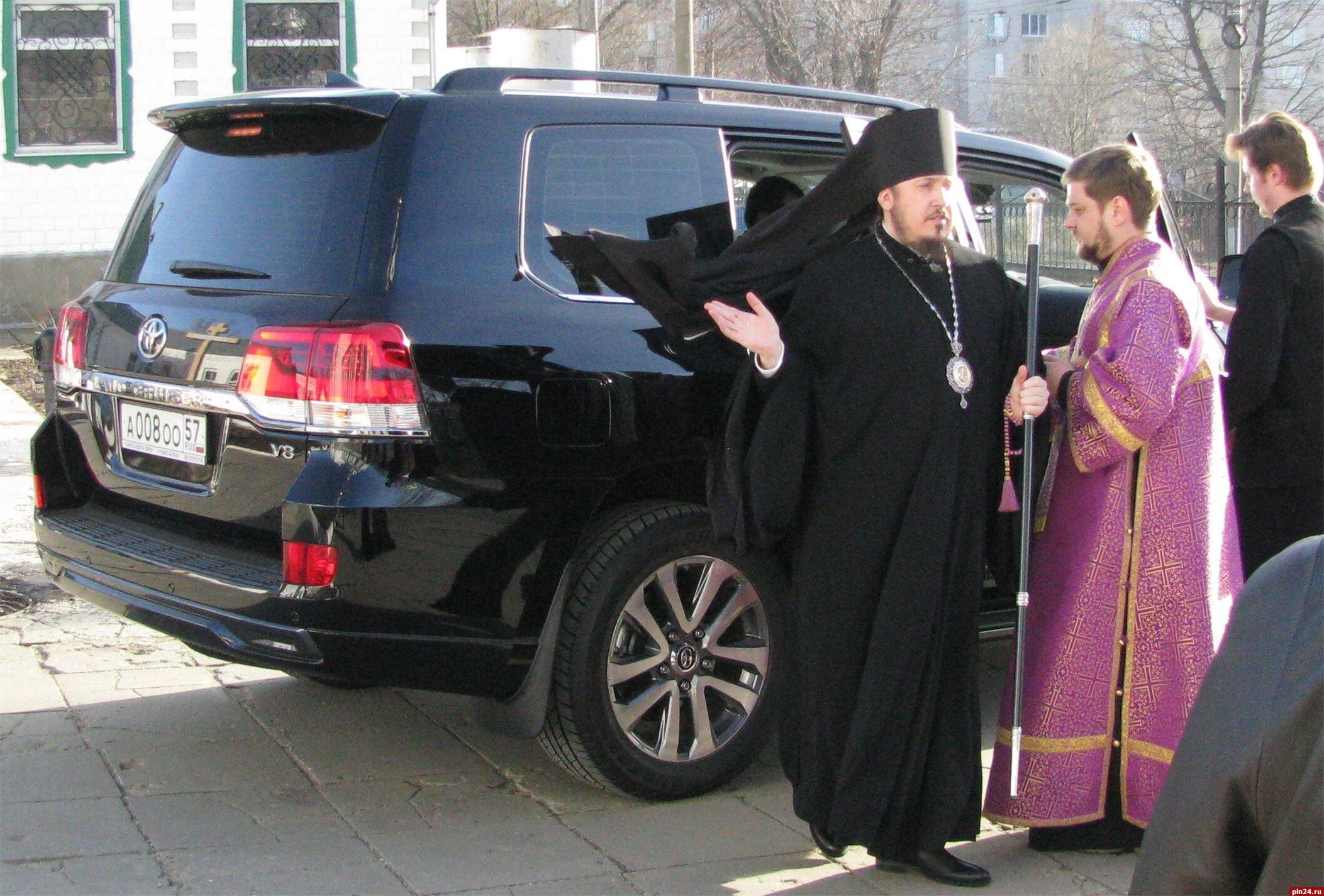 Епископ не грозил судом орловскому СМИ из-за публикации оего внедорожнике— РПЦ