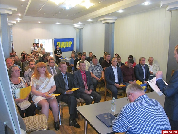 Жириновский возглавил список ЛДПР навыборах вЗаксобрание Кубани