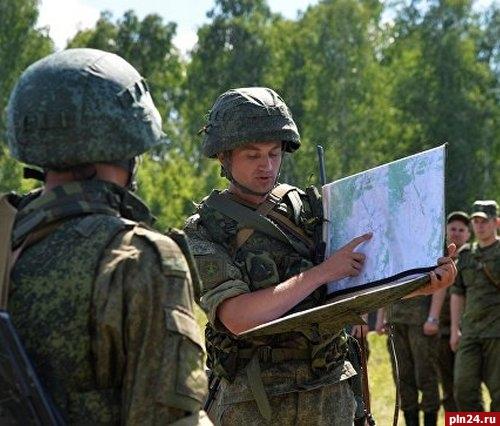 Учения под Псковом проведут ВДВ Российской Федерации иССО республики Белоруссии осенью