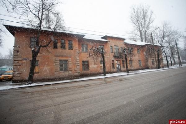 Снос 17 расселенных домов заказала администрация Пскова. СПИСОК