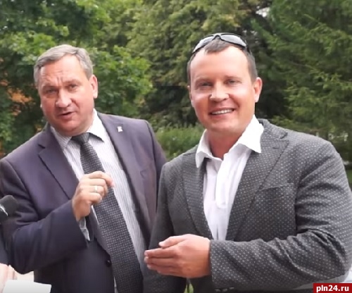 Ивана Цецерского выбрали главой Пскова